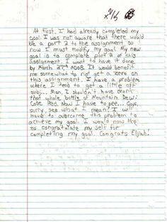 my future goals essay
