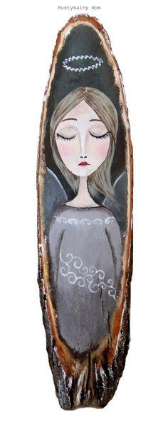 Zdjęcie nr 10 w galerii Janioły ręcznie malowane – Deccoria.pl