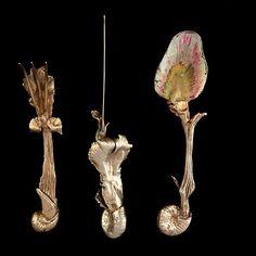 cubiertos - Salvador Dali