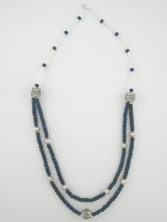 genuine blue sapphire necklace