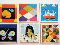 My vintage dominoes
