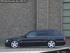 Mercedes-Benz E-class Wald Mercedes Benz 190e, Mercedes 300, Mercedes G Class, Benz E Class, E63 Amg, Mercedez Benz, Shooting Brake, Classic Mercedes, Porsche Boxster