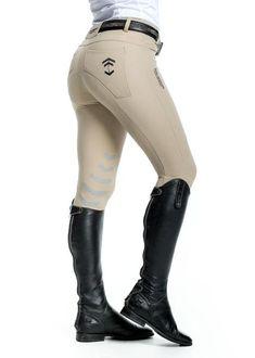 Beige Technical Breeches