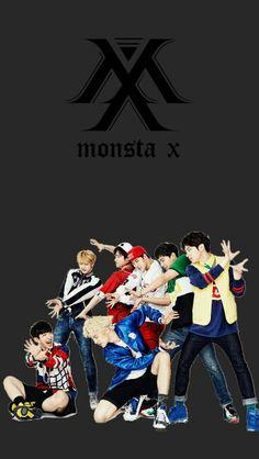Monsta X Wallpaper - #wonho #minhyuk #kihyun #shownu #i.m #jooheon #hyungwon