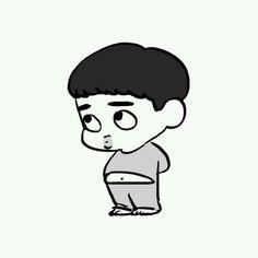 kaisoo fanart   Soo baby