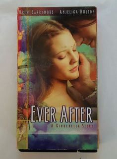 Ever After: A Cinderella Story (VHS, 1999) Drew Barrymore, Anjelica Houston in DVDs & Movies, VHS Tapes | eBay