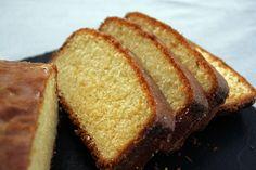 Lemon drizzle cake by hberthone, via Flickr