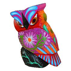 Supernatural Oaxacan Woodcarving Gallery Mexican Art - Polyvore