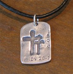 God Tag - Son -- ChristianGiftsPlace.com Online Store