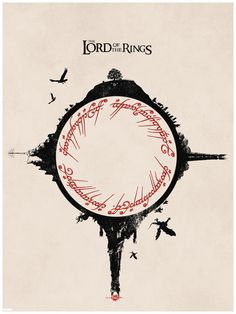 Lord Of The Rings speed concept by Matt Ferguson, via Behance