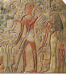 Discapacidad y medicina en el antiguo Egipto: http://rehabilitacionymedicinafisica.blogspot.com.es/2009/02/discapacidad-y-medicina-en-el-antiguo.html