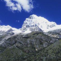 Cordillera de los andes. Ancash - Perú.