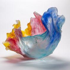 Amanda Brisbane Glass - Mosaic Art, Mosaic Glass, Mosaics, Fused Glass, Glass Art, Vase, Shape And Form, Venetian Glass, Glass Paperweights