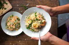 15 Minute Shrimp Scampi