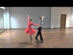 Szymon Mytych i Ewelina Dec taniec towarzyski