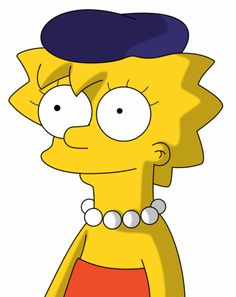 Lisa Simpson. A very influential character from my youth. Not afraid to speak her mind and be unpopular for it. Fights for what she believes in.