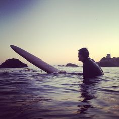 """@Amber Foster Huntington's photo: """"Troy Mothershead catching some sliders at sunset"""""""