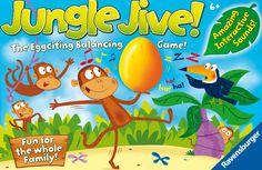 The Playful Otter: Jungle Jive
