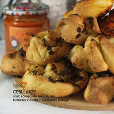 super szybkie CIASTO Z MALINAMI I BORÓWKAMI Stuffed Mushrooms, Vegetables, Food, Mascarpone, Stuff Mushrooms, Essen, Vegetable Recipes, Meals, Yemek