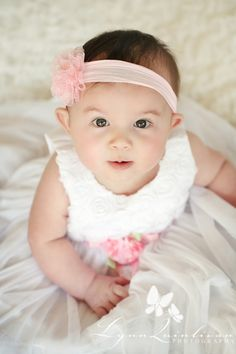 one year old baby girl   Blog 4 month old baby girl Worcester MA Photographer Christening ...