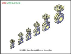 CAD Format: AutoCAD 2013 Block Type: 6 Solids Units: mm Description: All 6 blocks are created using AutoCAD Solids and with information from the KSB technical catalogues These blocks are not official blocks from KSB Sizes Autocad, Cad Blocks, Product Description, The Unit, 3d, Type, Accessories, Boas, Jewelry Accessories