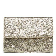 Glittered Clutch