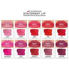 Statement™ Matte Liquid Lipcolor - bareMinerals   Sephora
