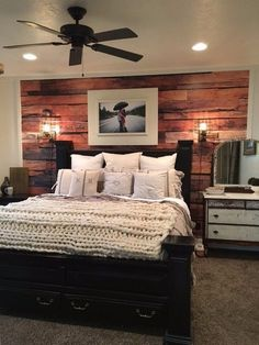 Reclaimed Rustic Wood Wall Mural Wallpaper