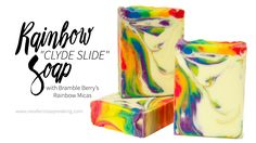 Over the last year, I've fallen behind on all the trendy and new soap design techniques introduced into the soapy wild by talented soapmakers! The clyde slide soap design technique popularized by Clyde of Vibrant Soap is one that I'm tackling today! I love Clyde's approach to soap designs, focusing on color theory and taking …