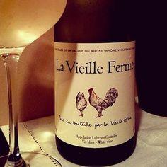 La Vieille Ferme red wine 2013
