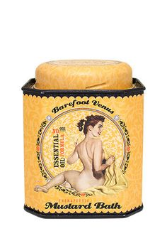 Mustard Bath is Barefoot Venus 's top selling product and won the best gift award for body and soul. For cold's, flu's, sniffles, sore muscles and anything that ails you, reach for your Mustard Bath and you will feel better within minutes. Mustard Bath, Wintergreen Oil, Eucalyptus Globulus, Luxury Bath, Mineral Oil, Bath Salts, Beauty Care, Barefoot, Body Care