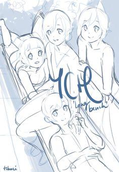 Drawing Base, Manga Drawing, Figure Drawing, Drawing Sketches, Poses Manga, Drawings Of Friends, Poses References, Art Poses, Drawing Reference Poses