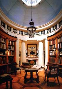 LIBRARIES :: ANTHONY PAINE :: Architecture & Interior Design