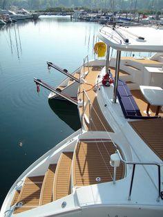 Synthetische Yacht Boote Bodenbelag