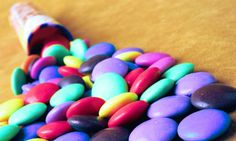 Impress at interview with a lesson using Smarties to teach maths skills. Photograph: David Sillitoe for the Guardian