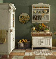 Мебель в стиле прованс: фото, своими руками, диван, полки для кухни, декупаж, как состарить, видео-инструкция