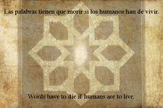 """El aspirante a Sufi necesita un guía precisamente porque los libros y textos, a pesar de decirte lo que es necesario, no te dicen cuándo. Piensa en el proverbio: """"Las palabras tienen que morir si los humanos han de vivir."""" Aprender a aprender El libro, gratis, aquí: http://idriesshahfoundation.org/es/libros/aprender-a-aprender/  Aprender a Aprender Você pode comprar o livro, aqui: http://www.rocanova.com.br/site/Aprender.html"""