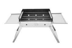 The Chef Camper On the Go Charcoal Braai is a stunningly versatile and functional braai. You can place on a table top or on the ground, grill with the irresistable flavour of charcoal. Grill at Home, or On the Go, Picnics, or Beaches.
