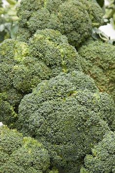 Eat your broccoli!
