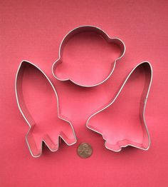 Space Cookie Cutter Set $8.98, via Etsy.