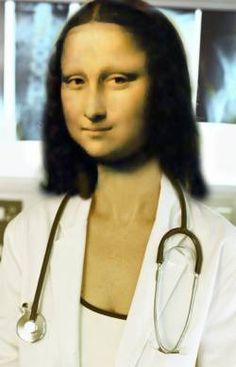 Doctor Mona Lisa