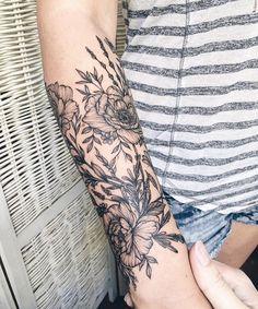 Trendy ideas for skin body art tattoo artists Pretty Tattoos, Unique Tattoos, Beautiful Tattoos, Piercing Tattoo, I Tattoo, Tattoo Skin, Ear Piercings, Nature Tattoos, Body Art Tattoos