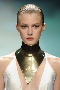 Alexandre Vaulthier Runway Beauty S/S 2012 | Photographer: GoRunway