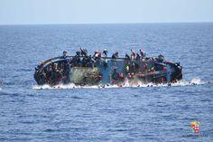 A Refugee's Night of Terror on the Mediterranean