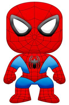 Free Spiderman Clip Art of Spiderman clip art boys clipart spiderman image for your personal projects, presentations or web designs. Baby Avengers, Baby Spiderman, Avengers Birthday, Superhero Birthday Party, Superhero Classroom, Superhero Kids, Superhero Baby Shower, Toy Cars For Kids, Marvel Comics Superheroes