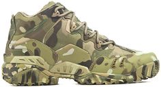 """Magnum MultiCam 6"""" Spider 5.1 - Too Bad Magnum Boots Discontinued These & Their Other MultiCam Boot Models. These Are Very Hard to Come By As of December 2014. I'd Love to Have a Pair to Go With My Full Height Magnum MultiCam Sidewinder Boods!"""