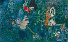 Marc Chagall Le Cirque at Christie's