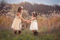 flower girl dress ivory flower girl dress girls von KhambralCouture