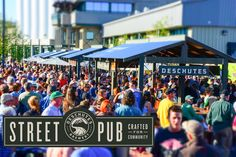 We're bringing Street Pub to the Midwest (Cleveland, Chicago, Minneapolis) this summer.  Our Pub. Your City. One Day.