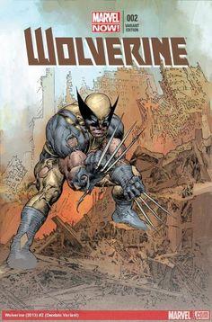 14 New Non-April Fools' Marvel Variant Covers